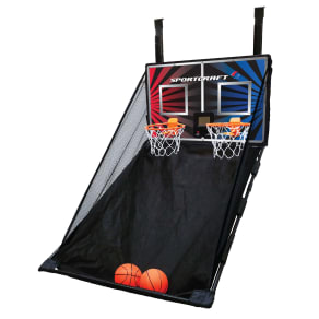 Sportcraft Over The Door Double Hoop - Basketball Game