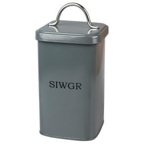 Jd Burford Siwgr Sugar Canister