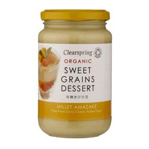 Clearspring Amazake Dessert Millet 370g - 370g