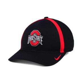 235100739aff Nike Boys  039  Ohio State Buckeyes Aerobill Sideline Cap