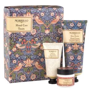 Heathcote & Ivory 'Morris & Co. Strawberry Thief' Hand Care Treats Gift Set
