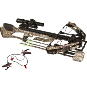Winchester Archery Stallion 165 Reaper Buck W/Evolution Scp Pkg, Multi