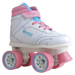 Chicago Girls' Sidewalk Skates - 3, White