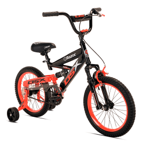 "Razora,,c/ Razor&trade 41640 16"" Boy's Dsx Bmx Bike, Silver"