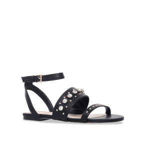 Miss Kg Reach Sandals, Black