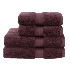 Christy Fig 'Renaissance04' Bath Towel