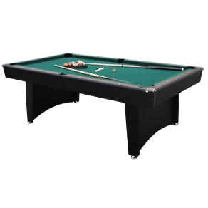 SoleX Addison Billiard Table w/ Table Tennis Top