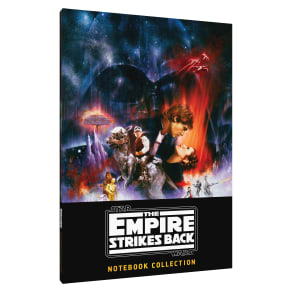 "Moleskine ""Star Wars""(tm) Notebook - Black"
