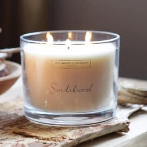 Sandalwood Large Candle