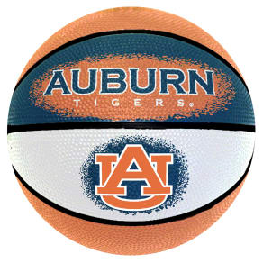 Wilson Auburn University Tigers Ncaa 7-Inch Mini Basketball