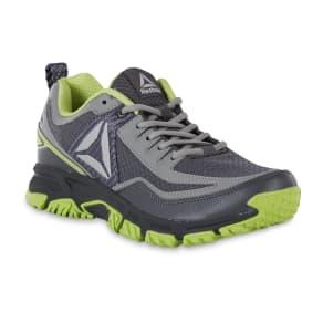 Reebok Men's Ridgerider Trail 2.0 Athletic Shoe - Gray, Size: 9.5