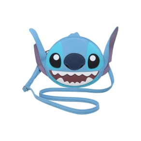 Loungefly Disney Lilo & Stitch Big Face Crossbody Bag