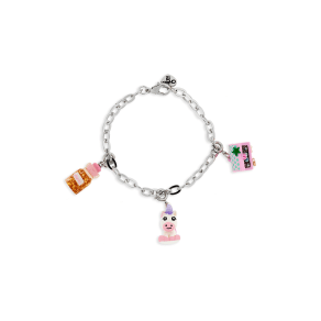Girl's High Intencity Charm It! Magical Charm Bracelet Gift Set