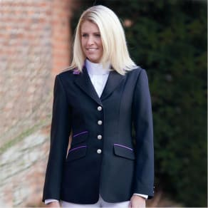 Shires Henley Competition Jacket Ladies