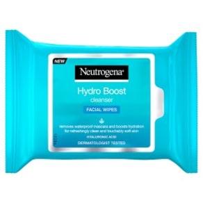 Neutrogena Hydro Boost Facial Wipes