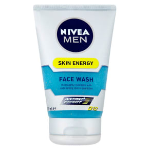 Nivea Men Skin Energy Face Wash Instant Effect Q10 100ml
