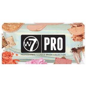 W7 Pro 12 Piece Professional Brush Set