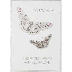 Five Dollar Shake My Best Friend Mother's Day Card