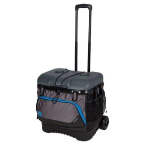 Igloo MaxCold 40 Quart Cool Fusion Wheeled Cooler - Black
