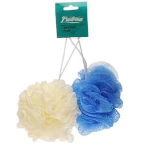 Heatons Shower Puff Pack of 2