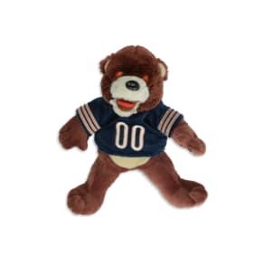 Team Beans Chicago Bears 8-Inch Plush Mascot