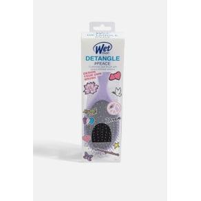 Womens Purple Customisable Wet Brush