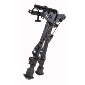 "Rudolph Optics Gear 9""-13"" Black Aluminum Swivel Pivot Bipod"