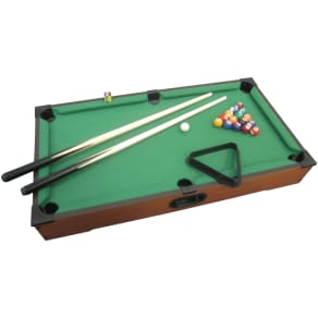 "Sportcraft 27"" Table Top Pool Table"