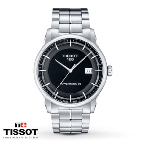 Tissot Men's Watch Luxury Automatic T0864071105100