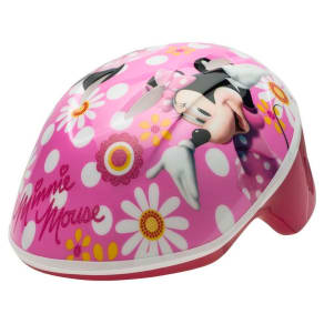 Minnie Mouse Pretty in Polka Dots Toddler Helmet - Pink