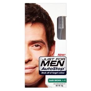 Just for Men Autostop Hair Dye Dark Brown A-45
