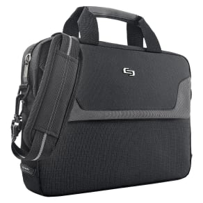 Solo Pro- Sterling Briefcase - Black ( 16 )