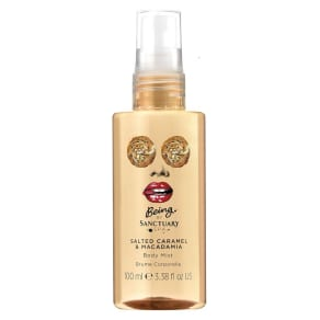 Being by Sanctuary Spa Mist Salted Caramel and Macadamia Nut 125ml