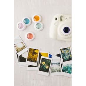 Instax Mini Colour Filter Lens Set, Assorted