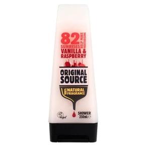 Original Source Shower Gel Rasberry & Vanilla 250ml