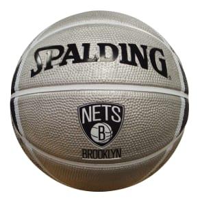 Wilson Brooklyn Nets Nba 7-Inch Mini Basketball