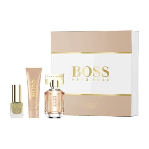 Hugo Boss the Scent for Her Eau De Parfum 30ml Gift Set