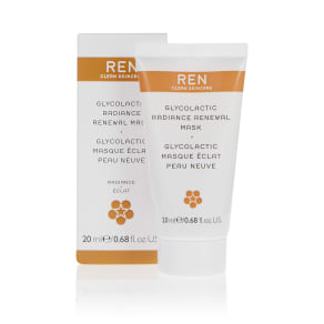 REN Glycolactic Radiance Renewal Mask 20ml