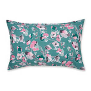 Sketchbook Bloom Set Of Two Pillow Cases