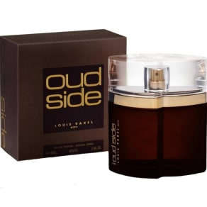 Louis Varel Oud Side Eau De Parfum 100ml Spray
