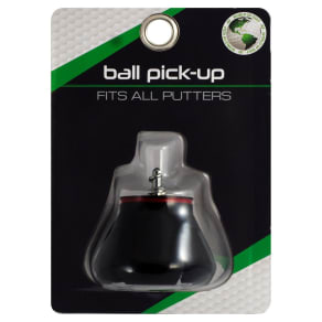 Jef World of Golf - Premium Golf Ball Pick-Up, Black