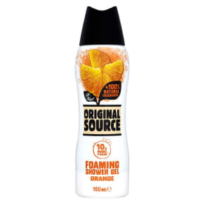 Original Source Orange Foaming Shower 180ml