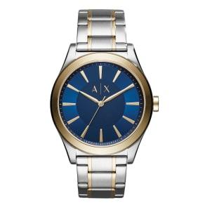 Ax Armani Exchange Nico Analog Bracelet Watch