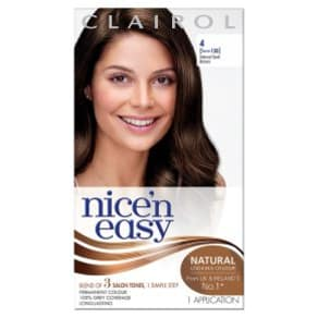 Nice n Easy Natural Dark Brown 120 Hair Colour