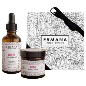 Ermana Natural Skincare Soothe Mama Gift Set