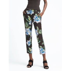 Avery Fit Floral Pant Women