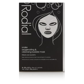Rodial Snake Oxygenating & Cleansing Bubble Masks