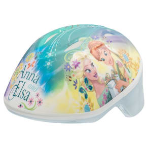 Bell Sports Disney Frozen Anna & Elsa Child Bike Helmet, Blue