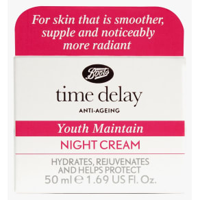 Time Delay Youth Maintain Night Cream 50ml