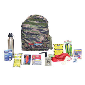 Ready America Emergency 1 Person Outdoor Survival Kit